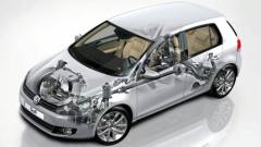 Volkswagen разкри детайли за Golf VI 4MOTION