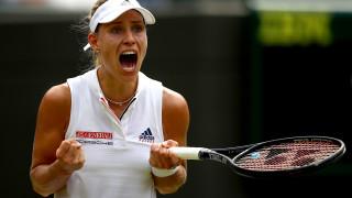 Анжелик Кербер: Знаех, че трябва да играя най-добрия си тенис срещу Серина