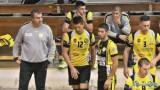Петьо Драгиев и трима волейболисти напуснаха Миньор