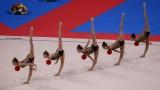 Европейското първенство по художествена гимнастика официално бе отменено