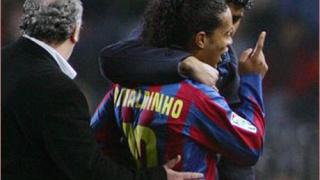 Рийкард отрече за конфликт с Роналдиньо