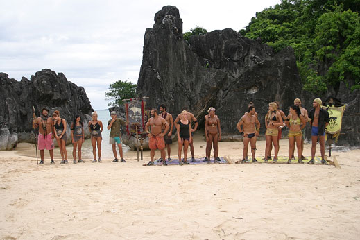 Предстои великата война на племената в Survivor