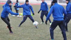 Даниел Георгиев: В отбора си говорим за Лига Европа