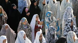 Иранки с апел за равни права на жените