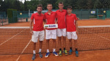 Юношите на България по тенис са пети в света!