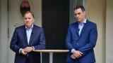 Швеция иска бърза сделка за фонда за възстановяване на ЕС, но като заеми