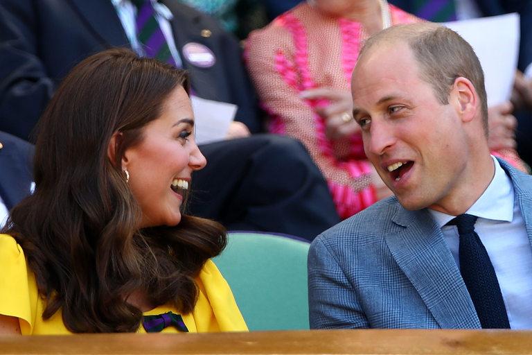 Уилям и Кейт не обичат да ги снимат