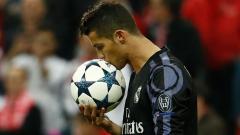 Кристиано: Благодаря ти, Реал (Мадрид)!