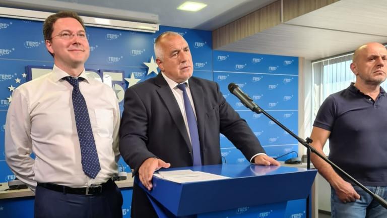 ГЕРБ обвиниха Радев и служебния кабинет в демонтиране на демокрацията