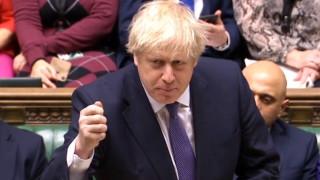 Парламентът не може да позволи ново отлагане на Брекзит, обяви Джонсън пред депутатите