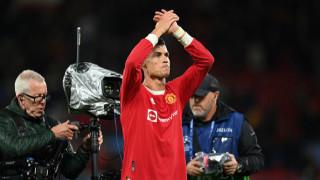 Избраха Роналдо за Играч на месеца във Висшата лига