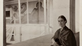 Фрида Кало – изкуството ѝ онлайн
