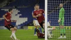 Резервите на Юнайтед се справиха далеч по-лесно с Брайтън