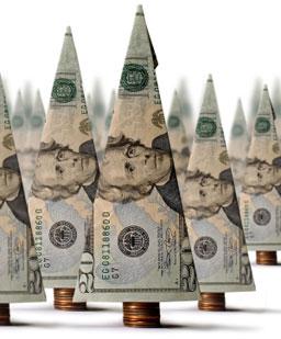 Слабите икономически данни подкопаха доларовите позиции