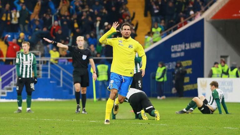 Ивелин Попов се контузи, а Ростов допусна поражение