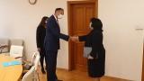 """Петкова: Обсъждаме със САЩ диверсификацията на ядрено гориво за АЕЦ """"Козлодуй"""""""