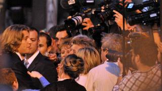 Саркози младши си взе еврейка за булка