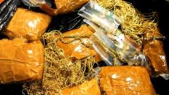 """Откриха златни накити за над 50 бона на ГКПП """"Капитан Андреево"""""""
