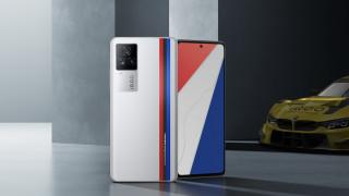 Vivo iQOO 7 Legend - евтин и мощен телефон за феновете на BMW и Android