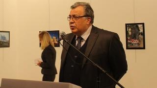 В Турция арестуваха рускиня за убийството на руския посланик