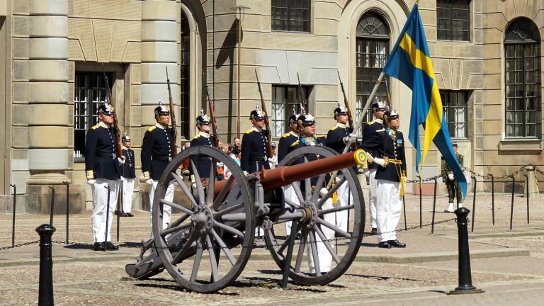 """Швеция обмисля """"опция за НАТО"""" при необходимост"""