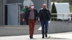 Едва 30 минути след началото: Камен Костадинов напусна сградата на БФС