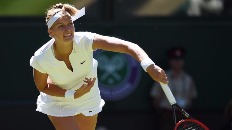 Петра Квитова се отказа от участиена тенис турнира в Бирмингам.