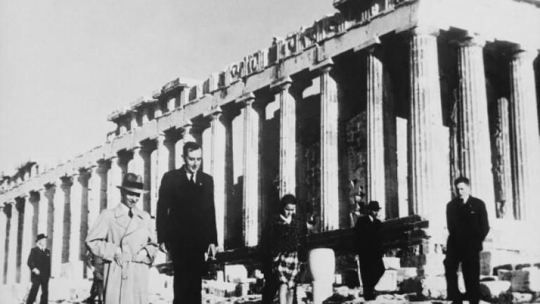 Гърция поиска €288 млрд. от Германия за нацистката окупация