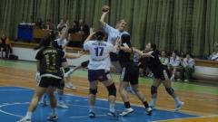 Етър спечели редовния сезон в женското хандбално първенство
