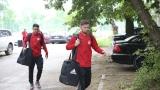 Буря стегна багажа на ЦСКА от Тетевен