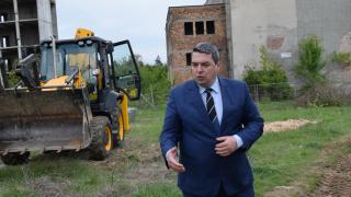 Със 746 хил. лв., средства от ЕС, строят приют за бездомни в Горна Оряховица
