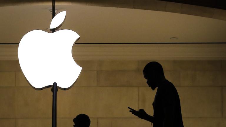 Apple бележи рекорди на фона на пандемията