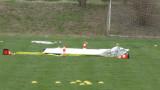 Експерт за инцидента в Оризари: Изключителна рядкост е да се счупи крило на самолет