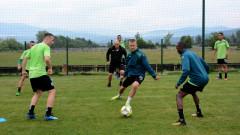 Футболистите на Черно море се събират за първа тренировка за годината
