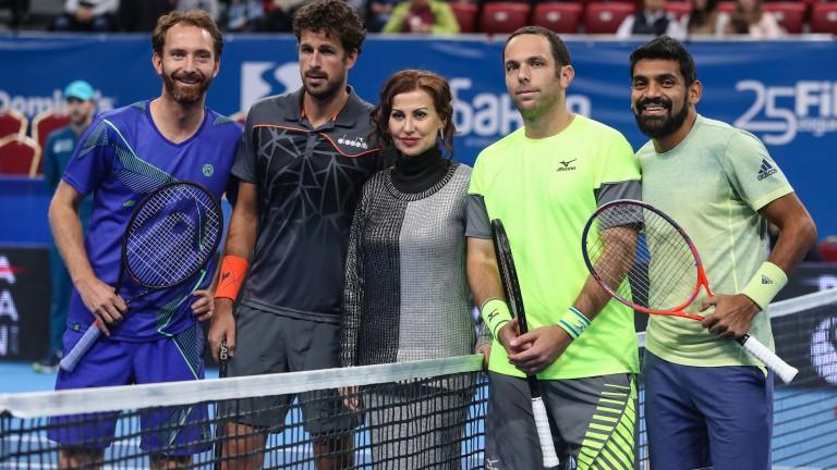 Робин Хаасе и Матве Миделкооп ще спорят за титлата на двойки на Sofia Open 2018