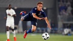 Япония продължава с кошмарното си представяне преди Мондиал 2018