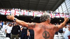 Нацистки призиви от феновете на Англия на Мондиала?