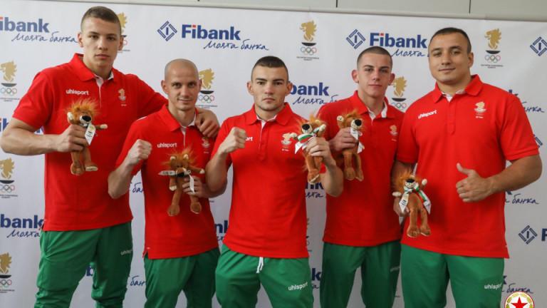 Четирима боксьори на ЦСКА ще представят България на Европейските игри,