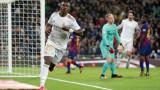 Реал (Мадрид) победи Барселона с 2:0