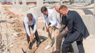 Започна строежът на нов завод за 20 милиона лева в Пловдив