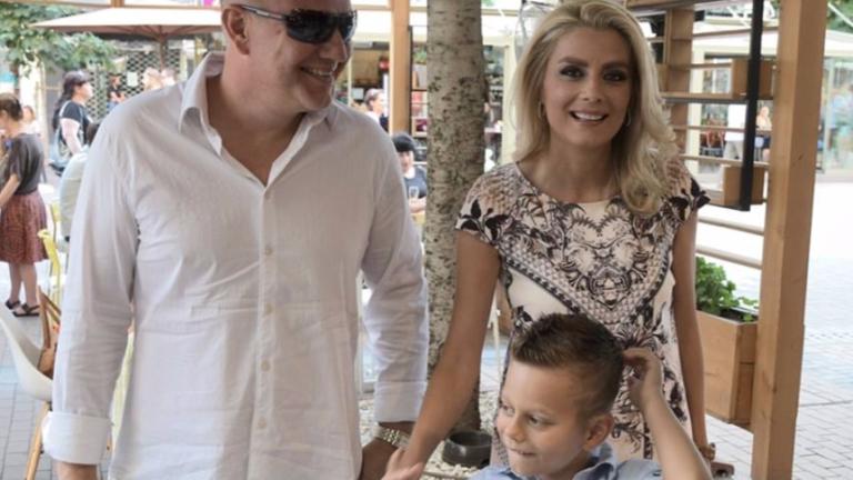 Венета Райкова се гордее със сина си