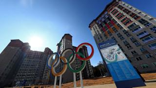 На гости в олимпийското село