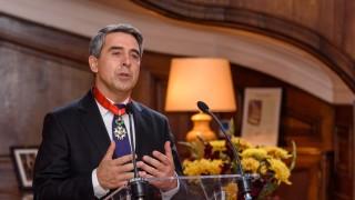 Росен Плевнелиев получи Ордена на Почетния легион