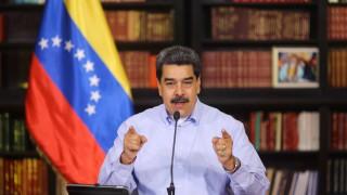 """Мадуро предупреди за """"терористична атака с мощно оръжие"""" срещу Венецуела"""
