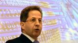 Уволниха шефа на германското вътрешно разузнаване Ханс-Георг Маасен