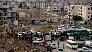 Удариха медицински център в Идлиб