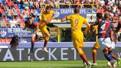 Болоня победи Рома с 2:0