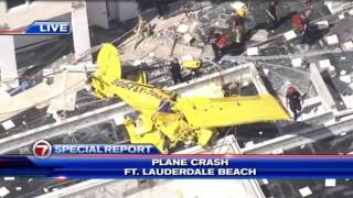 Пилот загина в катастрофа