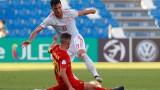 Испания с важен успех над Белгия на Евро 2019 за младежи