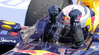 Фетел е световен шампион във Формула 1!